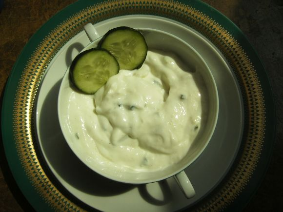 Well, Why Not try Tzatziki?